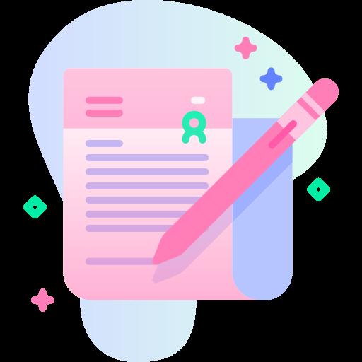 Icon Content write